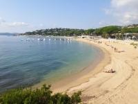 Golfe de Saint-Tropez : Plage de Sainte Maxime