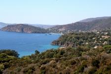 Golfe de Saint-Tropez : vue panoramique