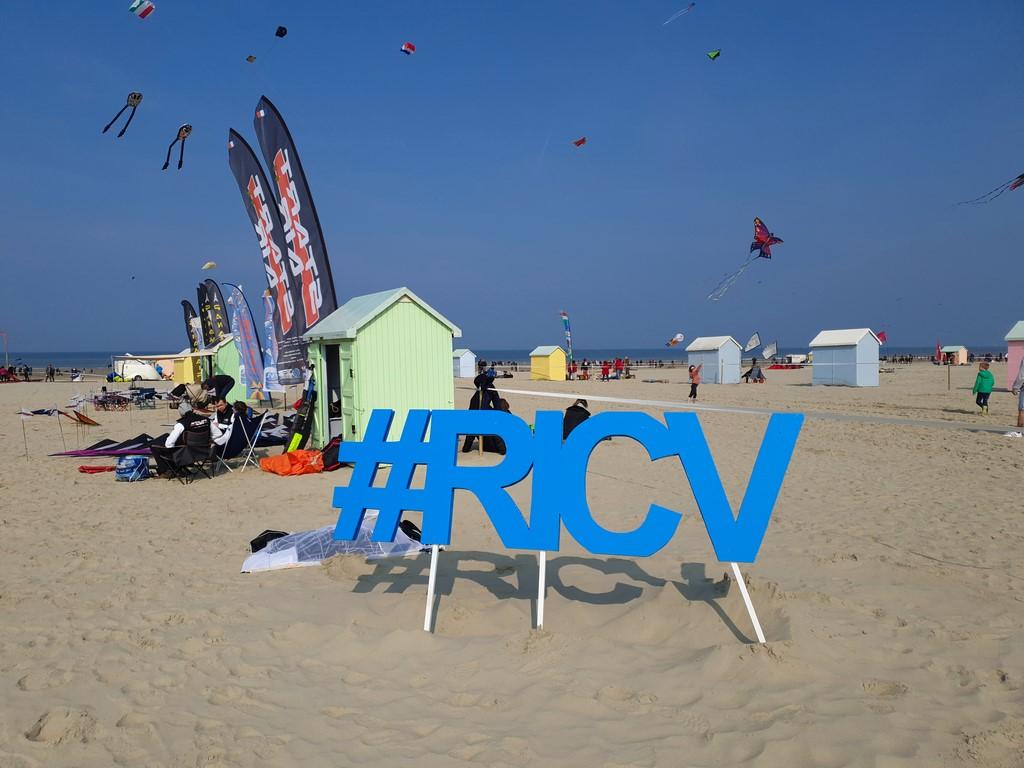 Cerfs-Volants à Berck-sur-Mer : les RICV