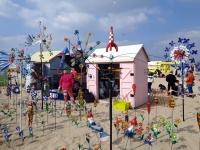 Cerfs-Volants à Berck-sur-Mer : le Jardin du Vent