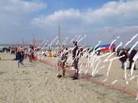 Cerfs-Volants à Berck-sur-Mer : le filet des voeux