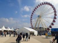 Cerfs-Volants à Berck-sur-Mer : la grande roue