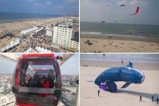 Cerfs-Volants à Berck-sur-Mer : faire un tour de grande roue
