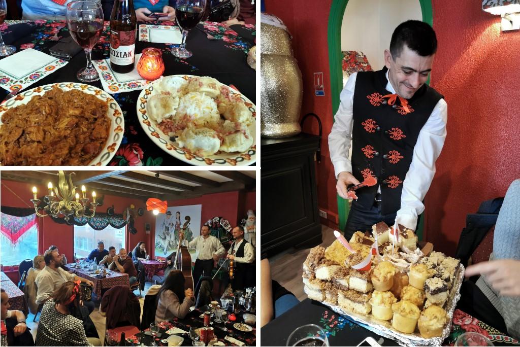 Restaurant polonais Comme chez Babcia