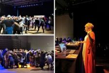 Sainte Barbe : grand bal polonais au Louvre Lens
