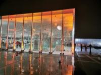 Sainte Barbe : le Louvre Lens