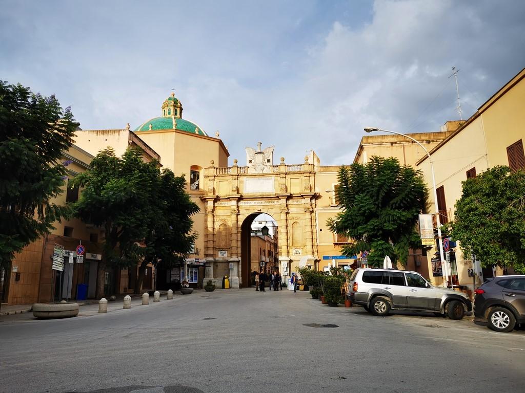 Sicile en Novembre : Marsala