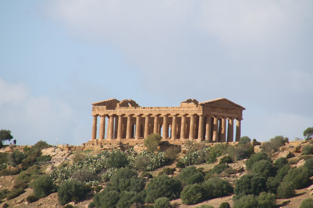 Sicile en Novembre : la vallée des temples