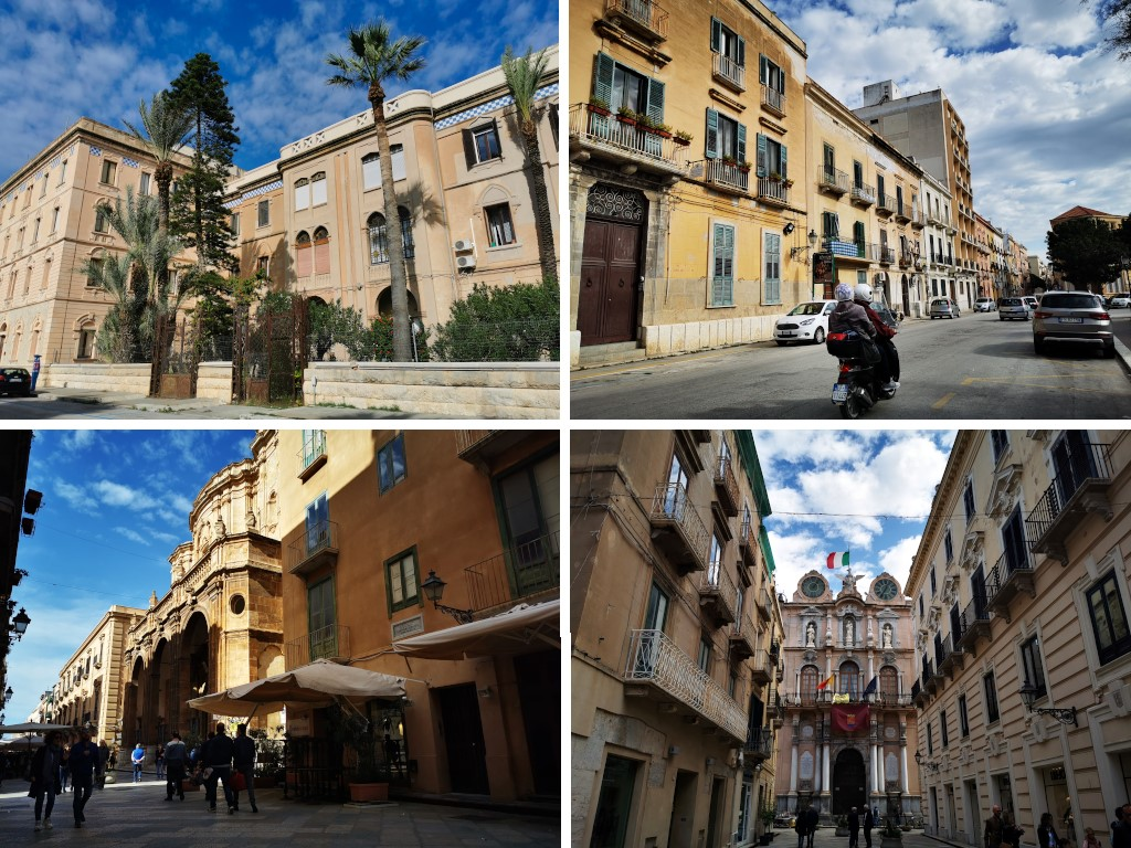 Sicile en Novembre : Trapani
