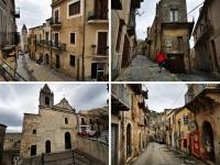 Sicile en Novembre : Caltabellotta