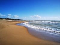Sicile en Novembre : plage de San Leone