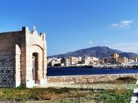 Sicile en Novembre : Vue sur Trapani