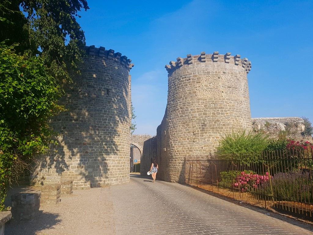 Que faire en Baie de Somme : voir les portes Guillaume