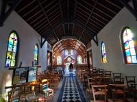 Que faire en Baie de Somme : visiter la chapelle de Quend Plage