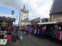 Que faire en Baie de Somme : faire le marché de Rue