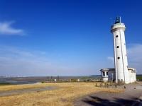 Que faire en Baie de Somme : voir le phare du Hourdel