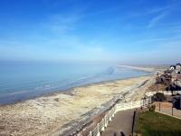 Que faire en Baie de Somme : panorama à Ault