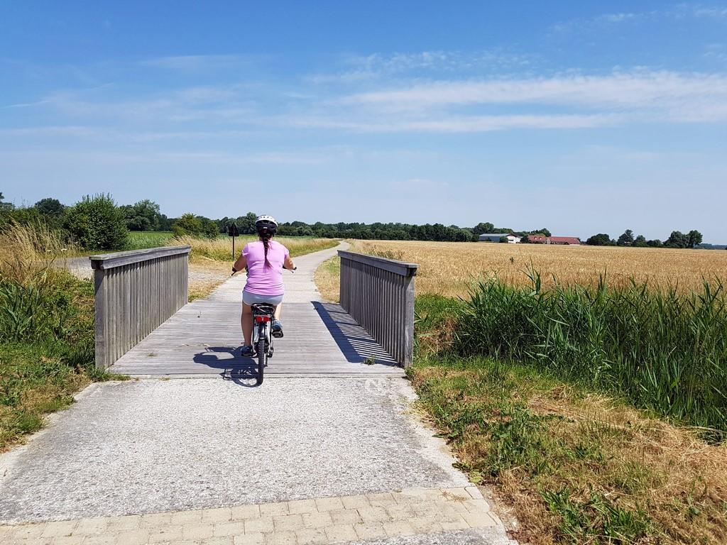 Que faire en Baie de Somme : faire du vélo