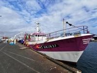 Que voir en Pays Bigouden ?  Des bateaux de pêcheurs