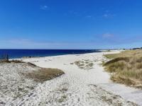 Que voir en Pays Bigouden Sud ?  La plage du Goudoul