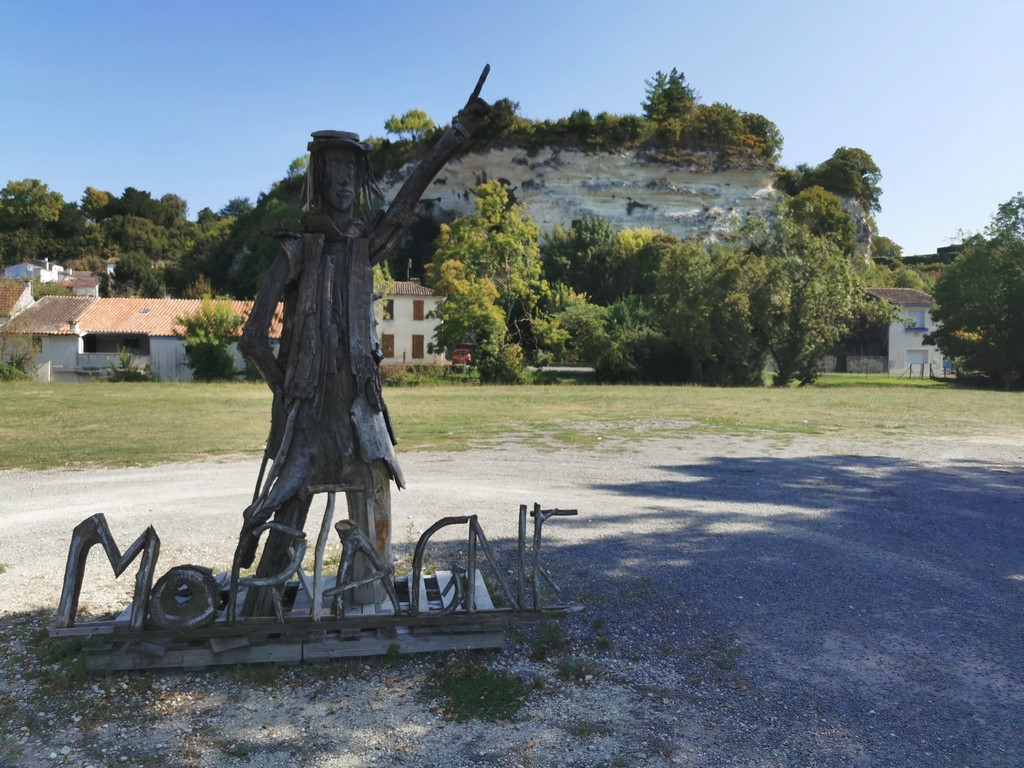 Au Pays de Royan : Mortagne-sur-Gironde