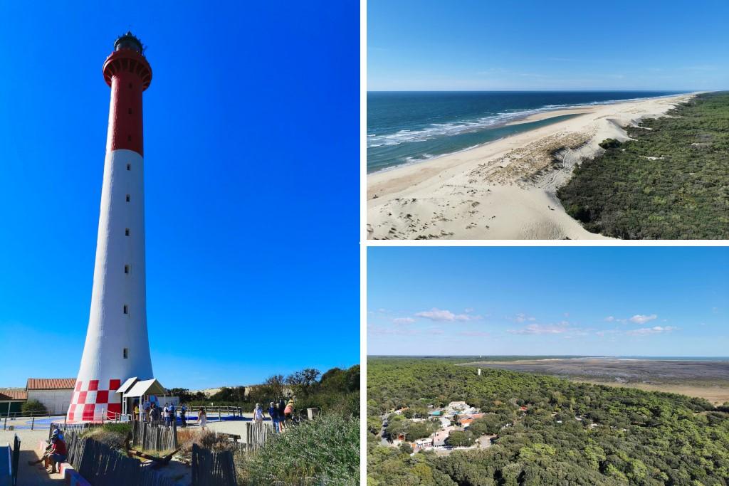 Au Pays de Royan : le phare de la Coubre