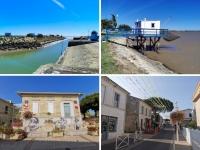 Au Pays de Royan : Meschers-sur-Gironde