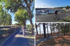 Au Pays de Royan : balade à vélo