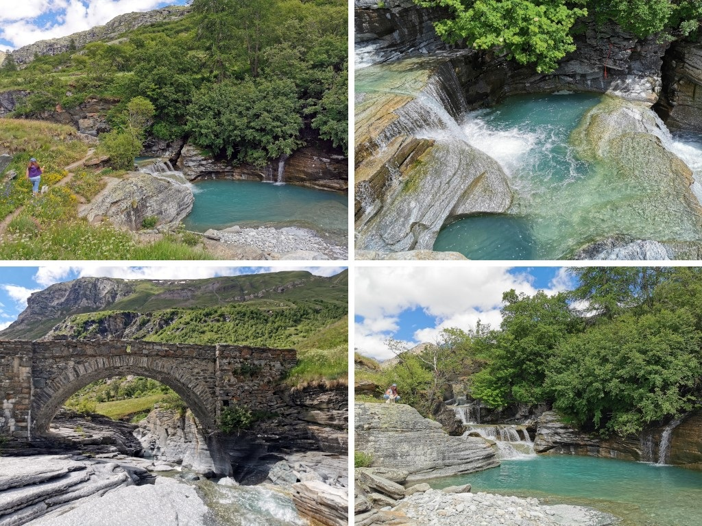 cascade du Pont de la Lame