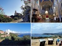 Corse en Septembre ; cargese