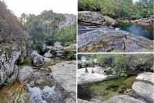 Corse en Septembre : cascades de polischellu