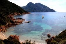 Corse en Septembre : girolata