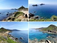 Corse en Septembre : Pointe de la Parata