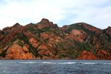 Corse en Septembre : réserve de Scandola