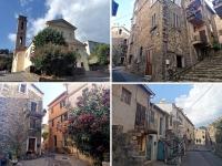 Corse en Septembre : Vico