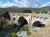 Pont en Corse en Septembre