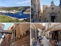 Corse en Septembre : Bonifacio