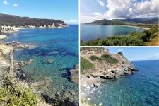 Corse en Septembre : Cap Corse