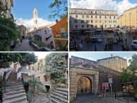 Corse en Septembre : Corte