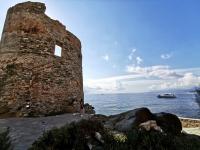 Corse en Septembre : Erbalunga