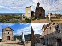 Corse en Septembre : Sorbo