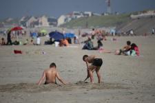 Profiter de la plage