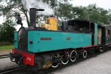 Prendre le train de la Baie de Somme