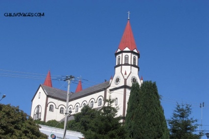 Eglise Puerto Varas