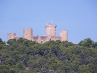 Palma - le chateau de Bellver