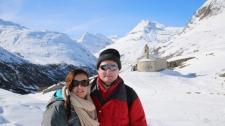 Les Vadrouilleurs à la neige
