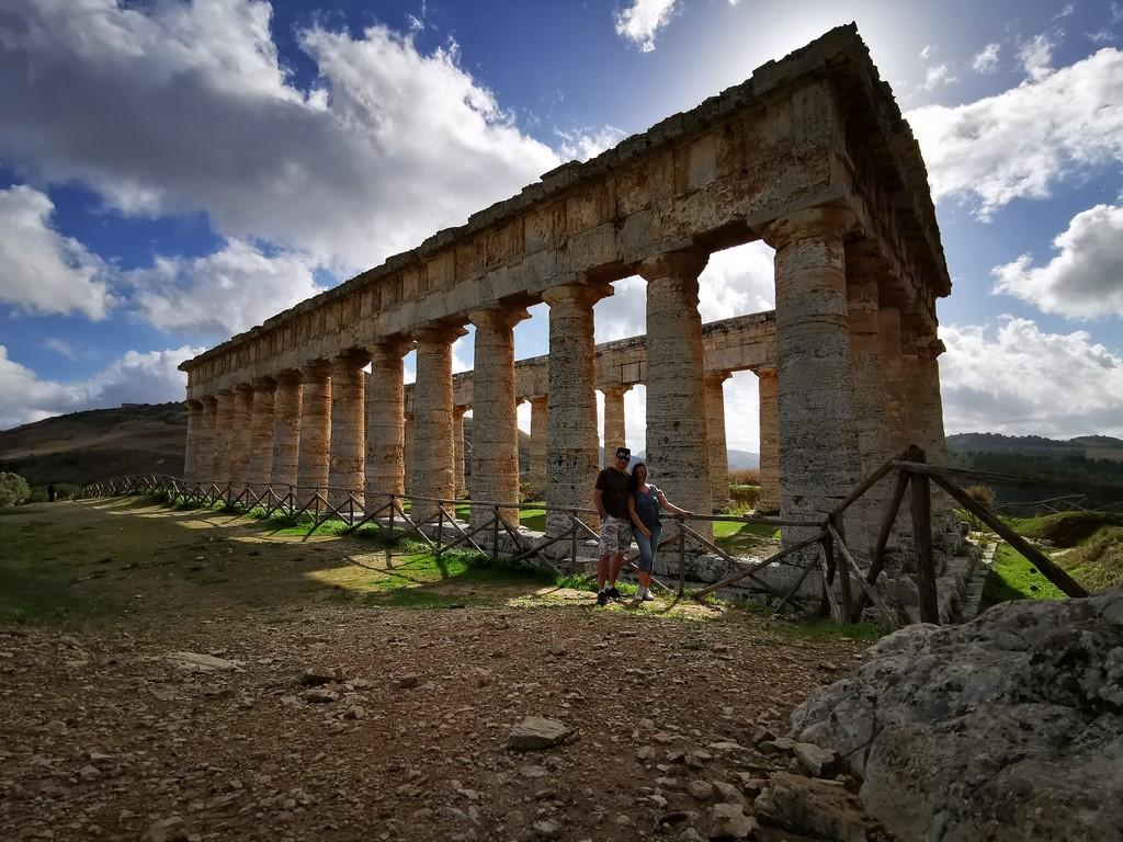 Il était une fois dans l'ouest … de la Sicile en novembre !