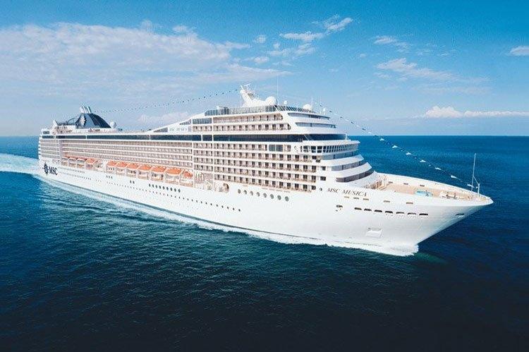Partiriez vous en croisière dans les Caraïbes avec le navire MSC Musica ?