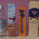 Quelques souvenirs personnels rapportés de voyages à l'étranger …