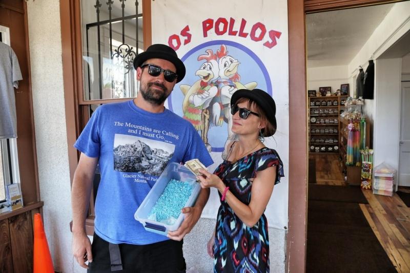 Delphine et Jean-Philippe : de vrais serial roadtrippers !